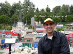Title: Mr Umar in Legoland!Olympus C-4000Z