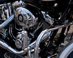 Title: Harley detailOlympus E1