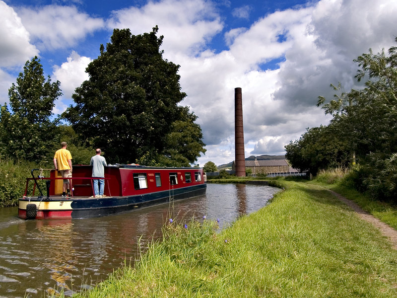 Leeds to Liverpool canal...