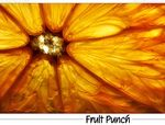 Title: Fruit punch