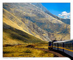 Title: Into the high Andes in Peru