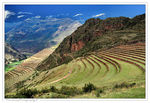 Title: Sacred Valley - Inca Teraces