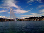 Title: Geneva from iPhone