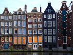 Title: amsterdam houses
