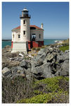 Title: Coquille River LighthouseCanon EOS 40D