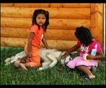 Title: Two Native Girls Camera: Canon EOS 350D