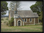 Title: Country Church