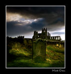 Title: Whitby Abbey