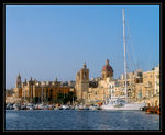 Title: Birgu Waterfront