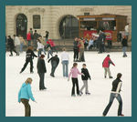Title: Sunday Skaters