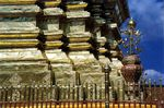 Title: Detail of Wat Doi Suthep