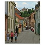 Title: The Streets of Sighisoara - IV -Canon PowerShot S5 IS