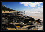 Title: ~ Rocky Beach of Maroochydore ~canon powershot pro1