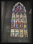 Title: Stained Glass Window