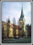 Title: Old Church