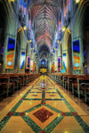 Title: cathedral symmetry
