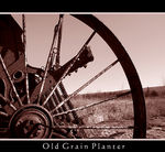 Title: Old Grain Planter