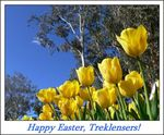 Title: Happy Easter from Down Under!