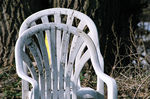 Title: Only chairs .. after WinterNikon F4