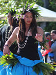 Title: Culture - Cook Island Dancer