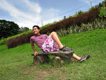 Title: Bench model...