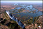 Title: Flying Over Victoria Falls Camera: Canon EOS 350D