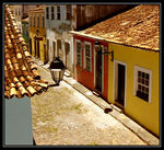 Title: The Small Street of Salvador