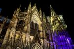 Title: Cologne at NightCanon 1000D