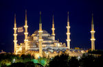 Title: SULTAN AHMET MOSQUE (THE BLUE MOSQUE)
