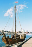 Title: The port in Kiel - 4Minolta Dynax 404si