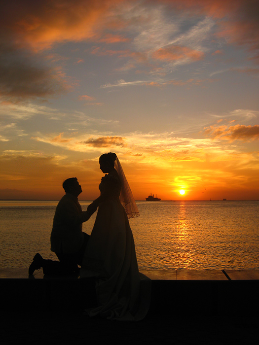 Sunset Vows