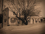 Title: Old Sepia Home