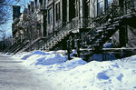 Title: Winter in Montreal