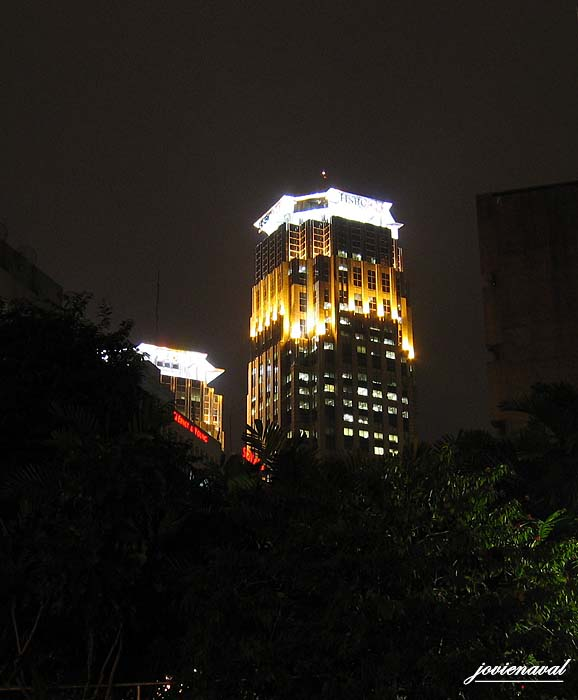 HSBC @ Night