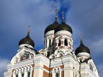 Title: Alexander Nevsky Cathedral, TallinnCanon EOS 5D