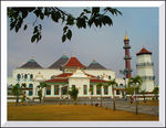 Title: Grand Mosque of Palembang