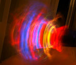 Title: Light moves