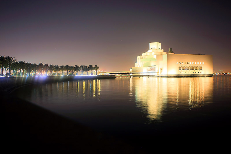 islamic museum in doha