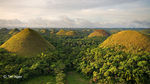 Title: Chocolate Hills Sunrise2